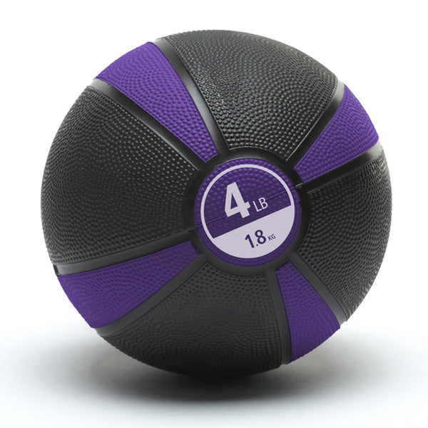Medicine Ball 4lb (purple)
