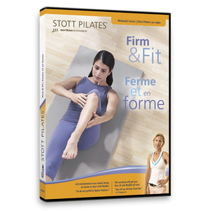 Firm & Fit DVD (EN/FR)