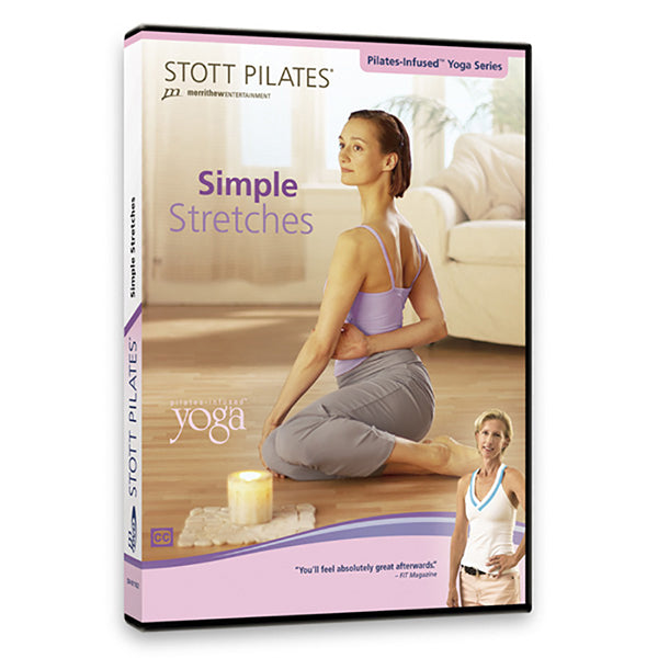 Simple Stretches DVD