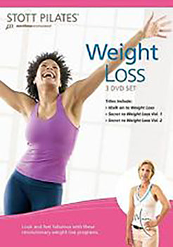 Weight Loss Boost DVD