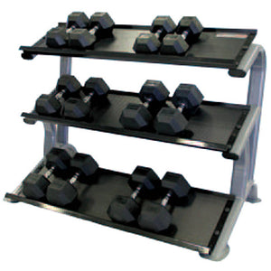 3 Tier Dumbell Rack-Heavy Duty
