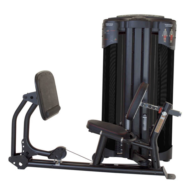 Inspire Leg Press/Calf - Dual Stack