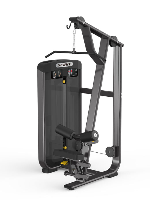 Spirit Fitness Selectorized Fixed Lat Pulldown