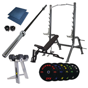 HyperFX Home Ultimate Pack - 230kg