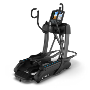 "True Fitness XS1000 Spectrum Adjustable Stride with 16"" touchscreen and Compass"