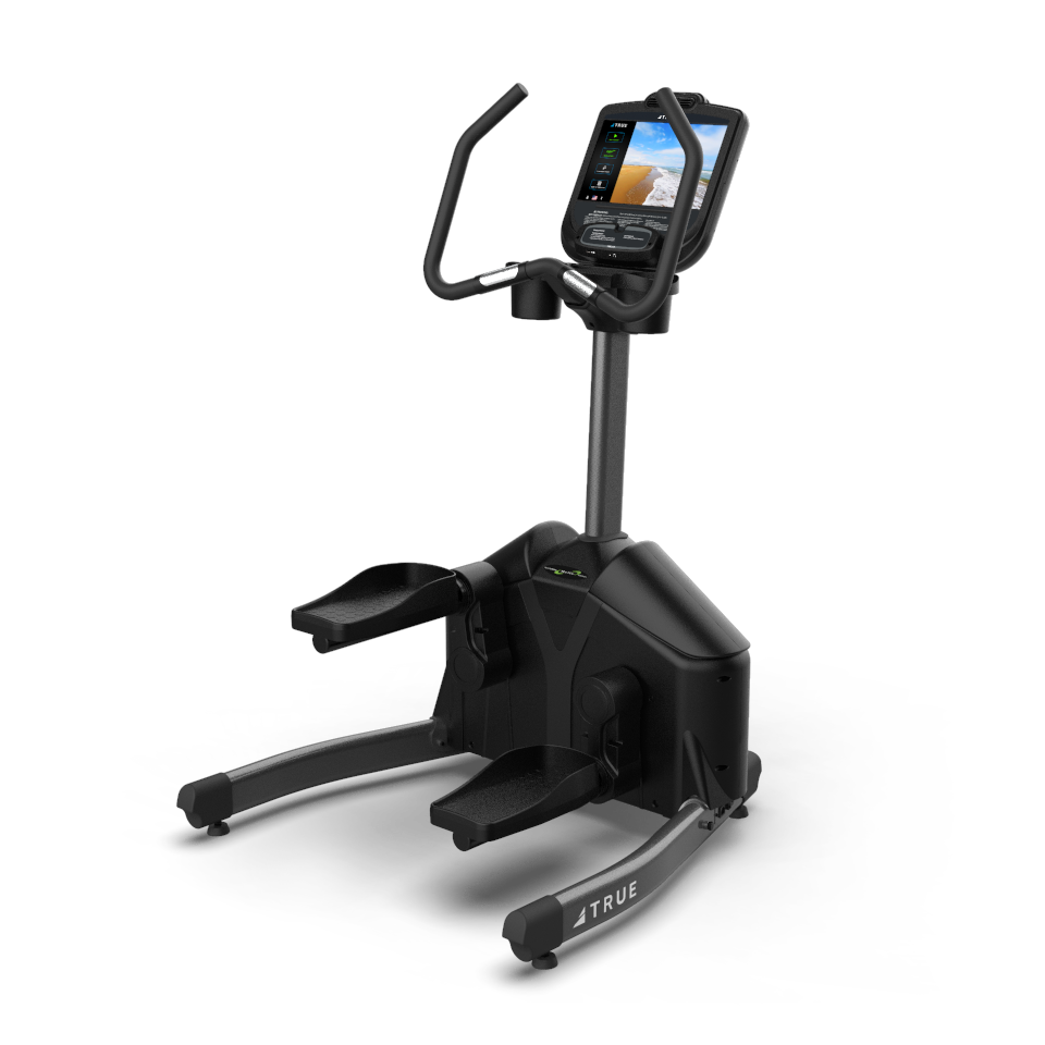 "True Fitness XL1000 Traverse Lateral Trainer with 9"" Touch Screen console"