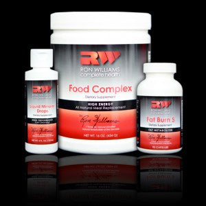 Ron Williams – Get Lean Combo Pack – $94.85 (By bundling you save 20% – $74.95)
