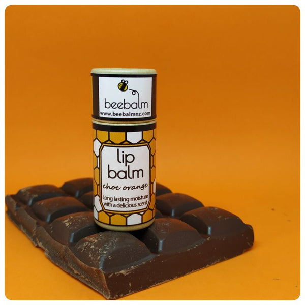 Choc Orange Lip Balm 7g