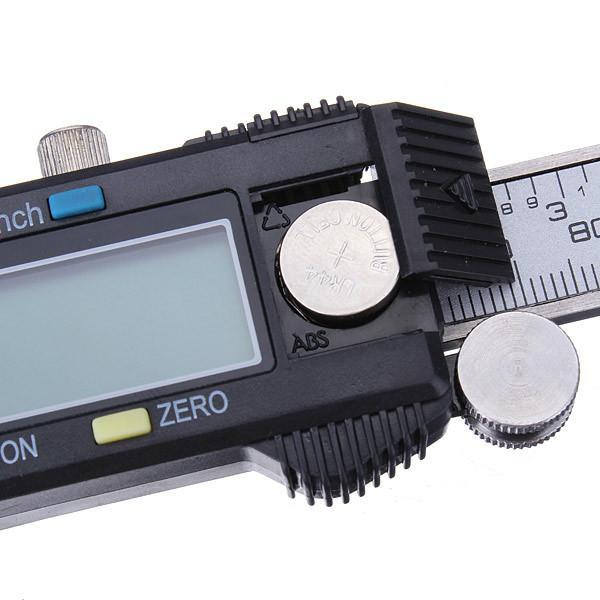 "Vernier Pie de Rey Digital 6"" 150mm - RoboTec"