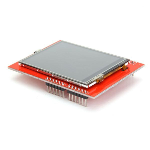 Panel Tactil 2.4'' LCD TFT - RoboTec