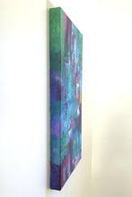 Load image into Gallery viewer, Saturday Original Abstract Painting 12x24