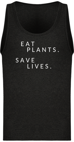 Débardeur Bio Eat Plants Save Lives