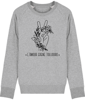 Sweat Bio L'amour gagne toujours
