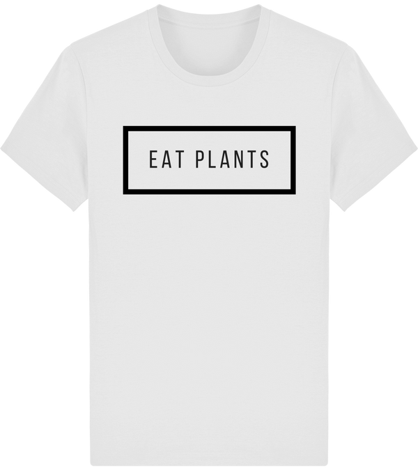 T-Shirt Bio Unisex Eat plants