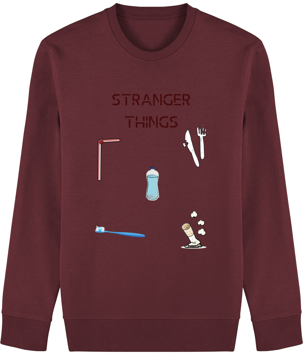 "Sweat-shirt Unisexe ""Stranger Things"""