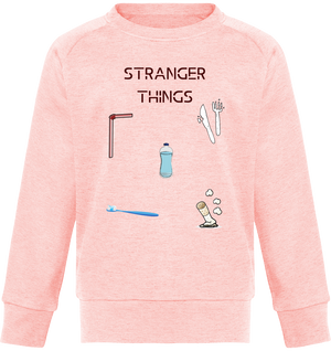 "Sweat enfant ""Stranger Things"" déchets"