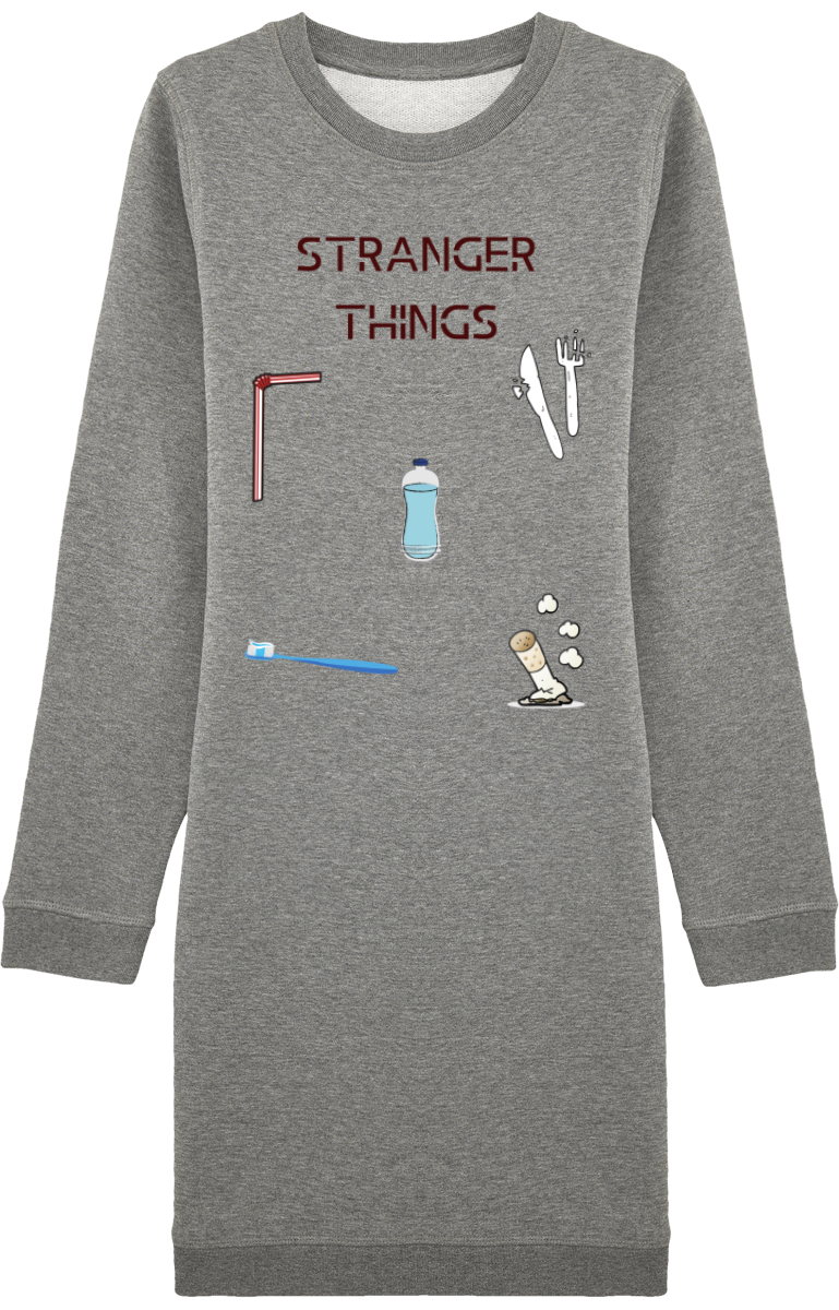 "Robe Sweat-Shirt ""Stranger Things"""