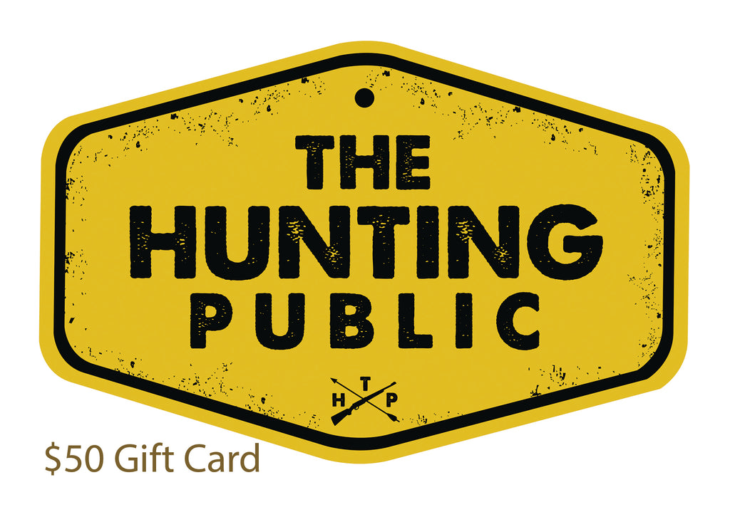 The Hunting Public Gift Card