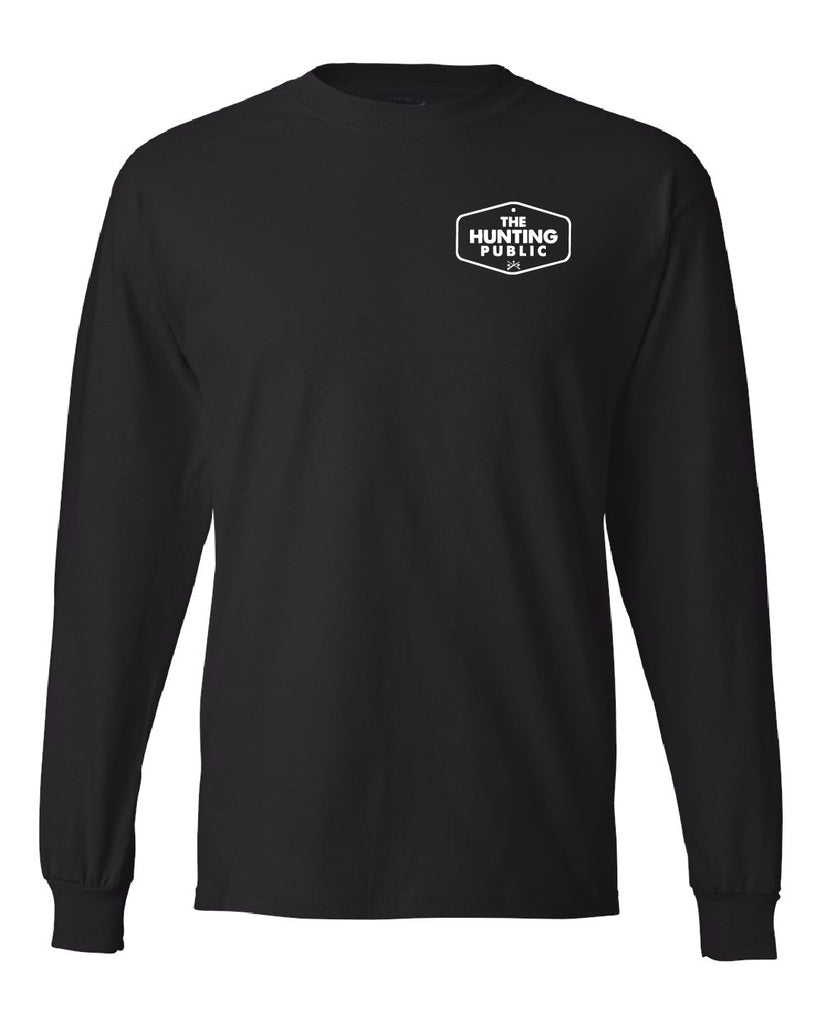 Black THP Long Sleeve T-shirt