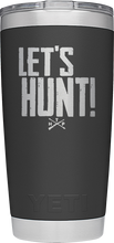 LET'S HUNT Yeti 20 oz. Tumbler - Black