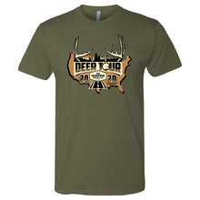 2020 Deer Tour T-Shirt