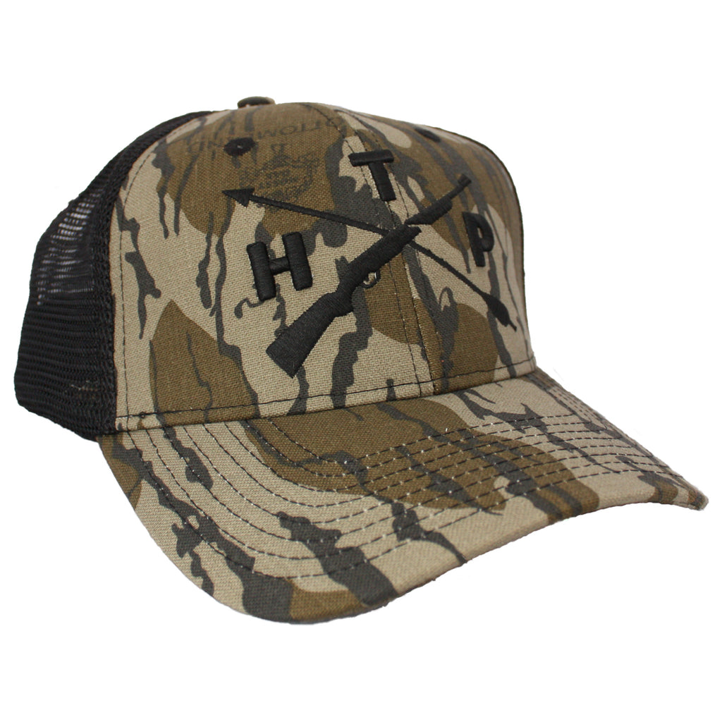 THP Gun/Arrow Bottomland Hat