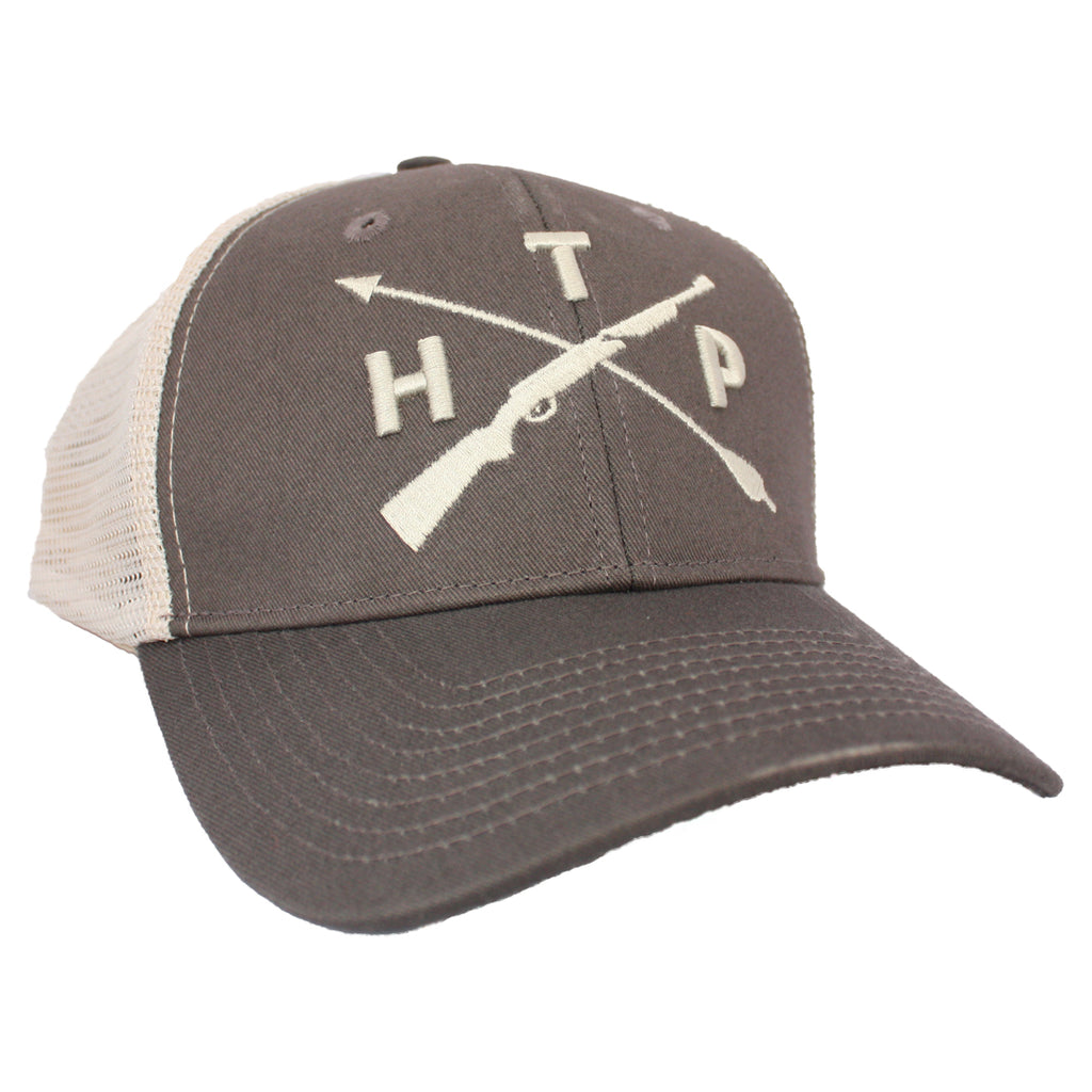 Charcoal THP Gun/Arrow Cap