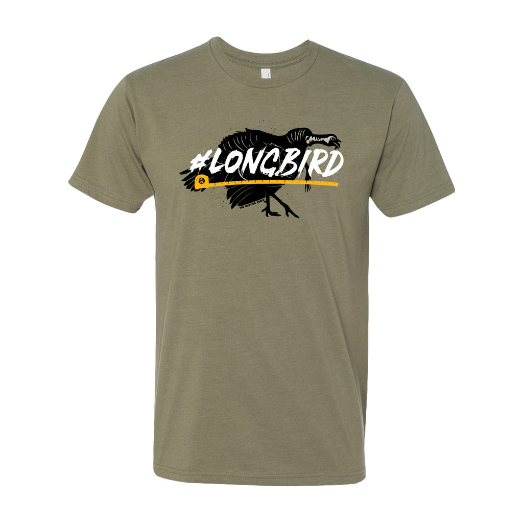 Light Olive Longbird T-Shirt