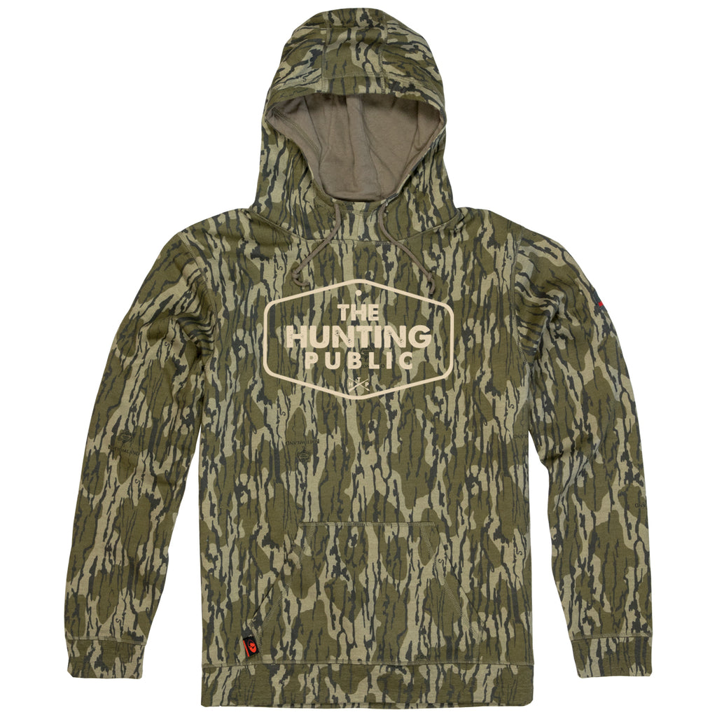THP Bottomland Camo Hoodie