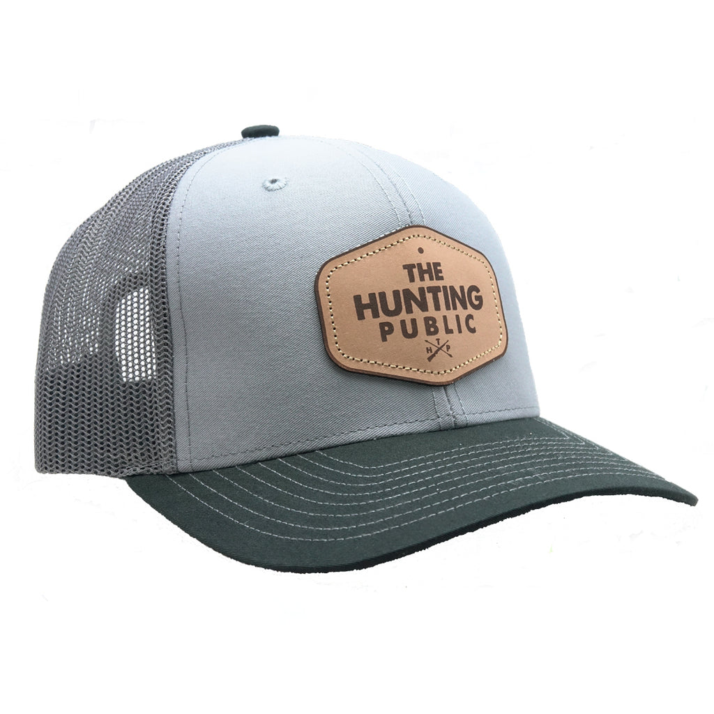 Shadow THP Leather Patch Hat