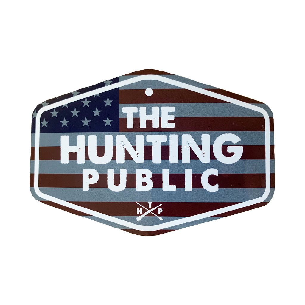 Large THP USA Sticker