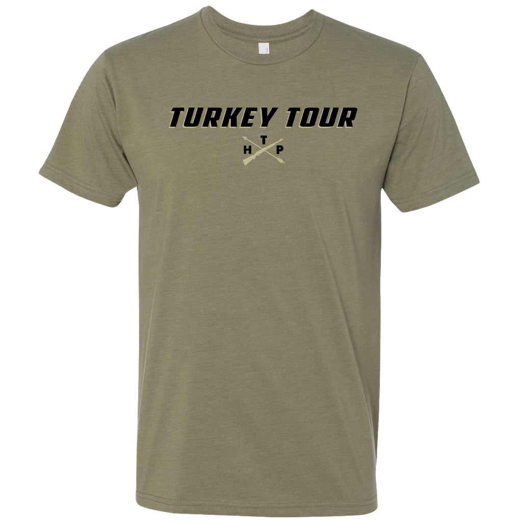 THP Turkey Tour T-Shirt