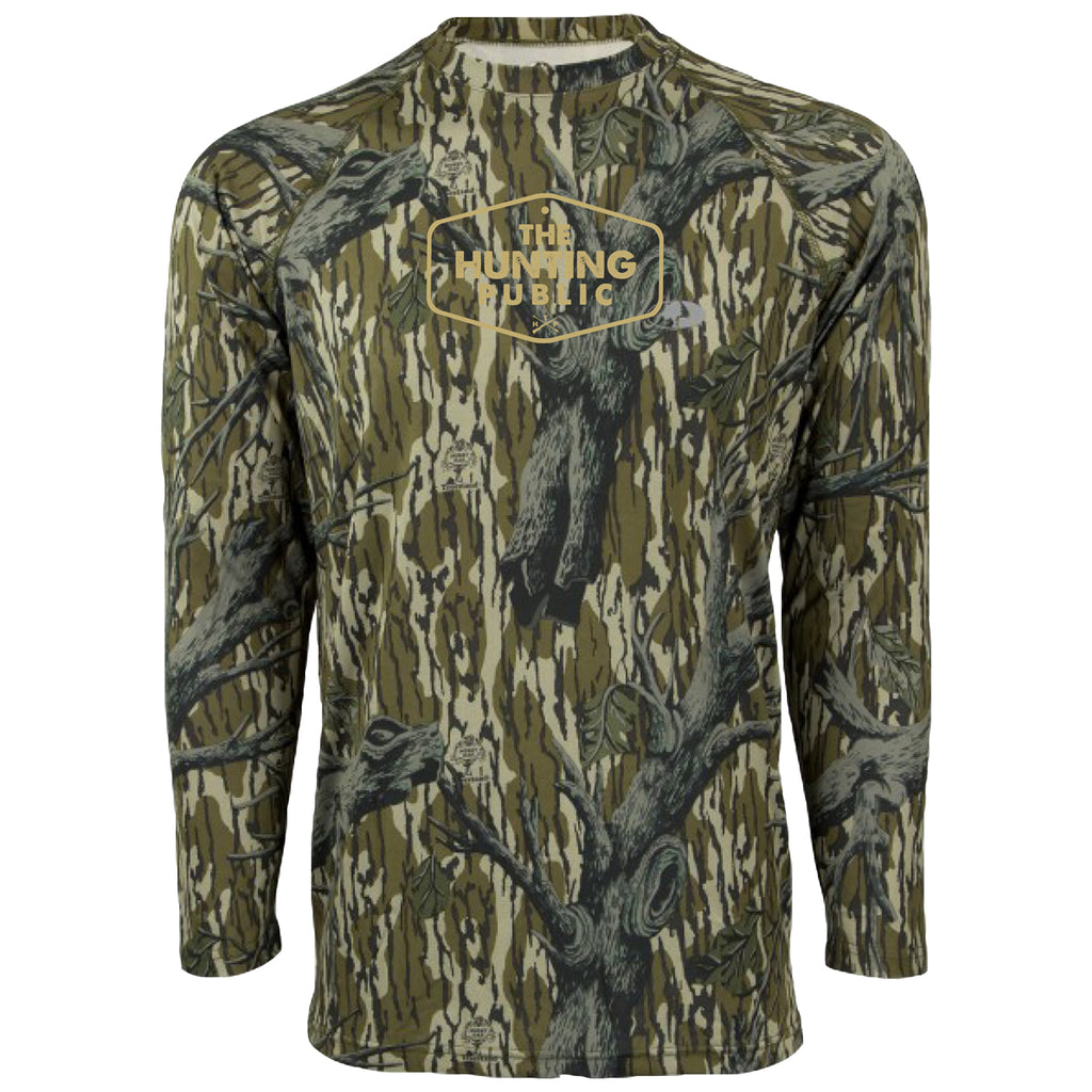 Mossy Oak Vintage Treestand Tech Long-Sleeve