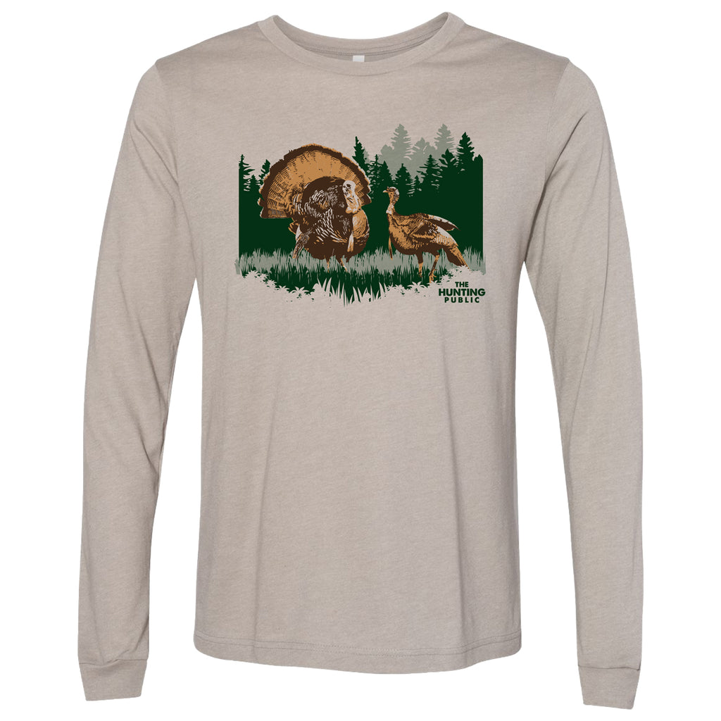 Vintage Turkey Long Sleeve