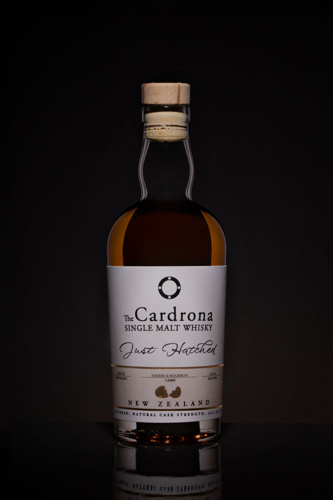 The Cardrona Single Malt Whisky - Just Hatched