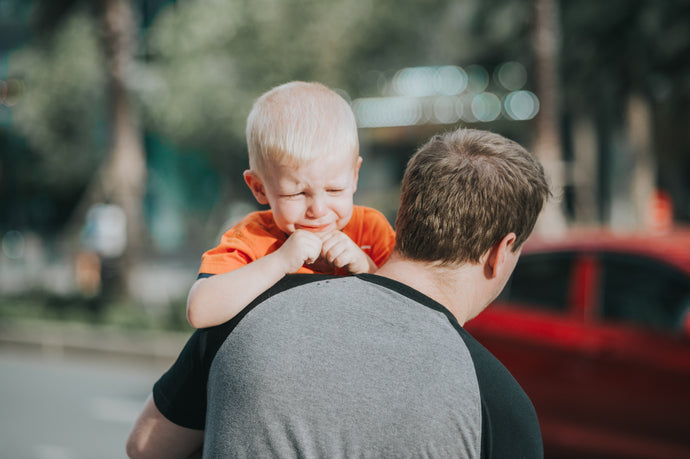 Sitting Through the Fire: How to Handle Your Child's Biggest Emotions