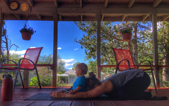 Self-Care While Solo-Parenting