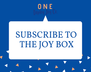 Deploy Joy Co. children's deployment subscription box