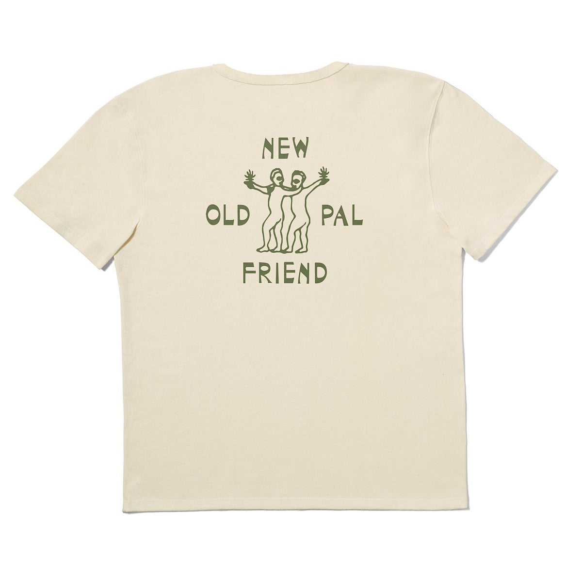 New Friend Pocket Tee