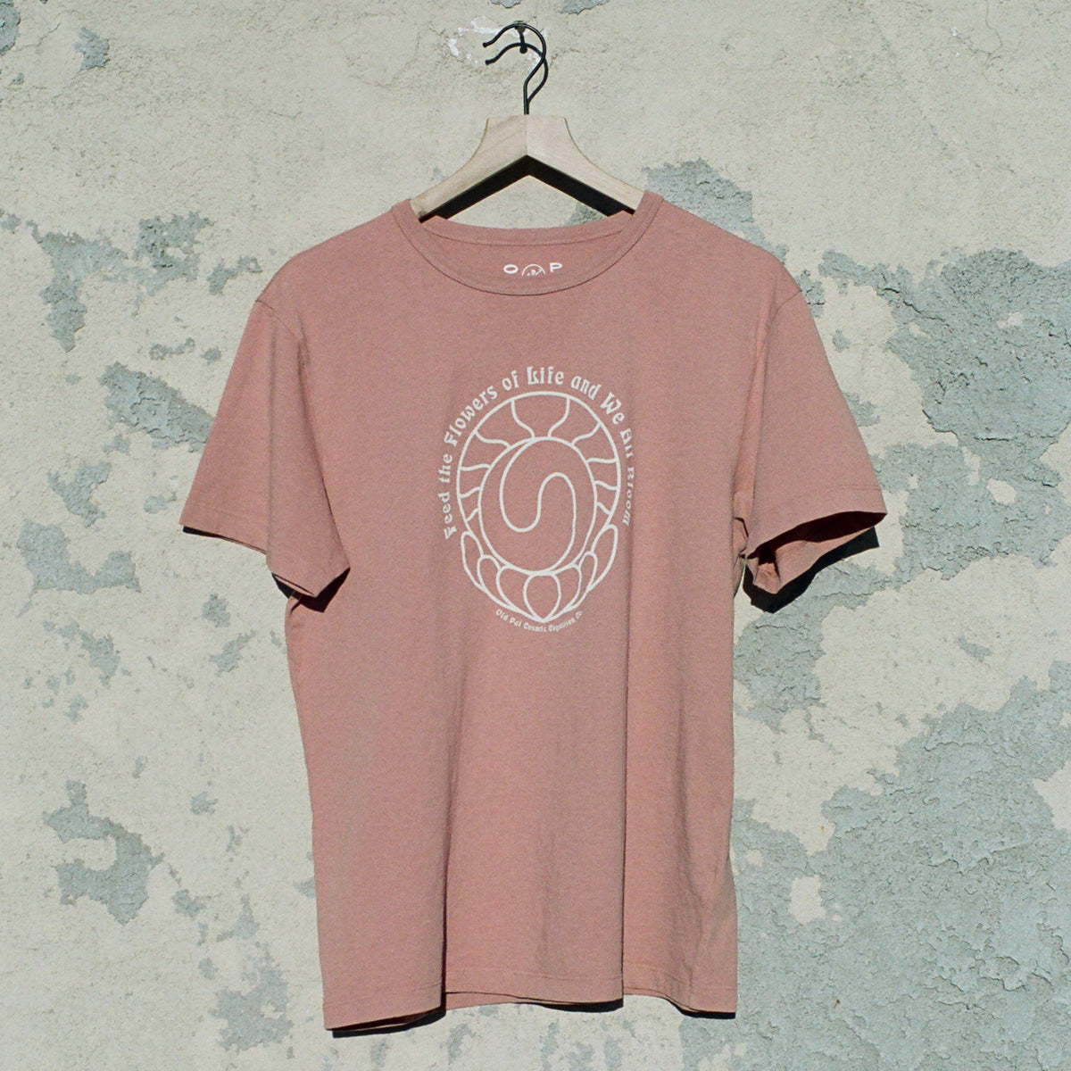 Flowers of Life Shirt