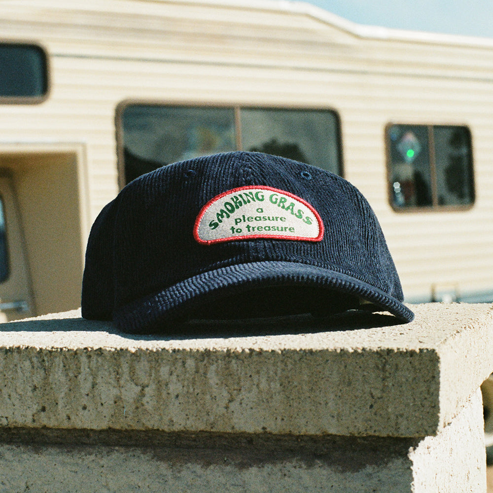 Pleasure to Treasure Corduroy Cap