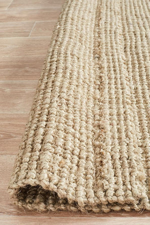 Load image into Gallery viewer, Chunky Natural Fibre Barker - Platinum [Runner]