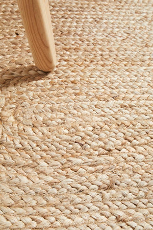 Load image into Gallery viewer, Bondi Natural Oval Rug