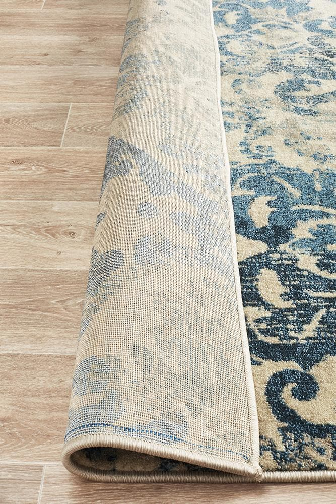 Load image into Gallery viewer, Calypso Gloria bone transitional style rug