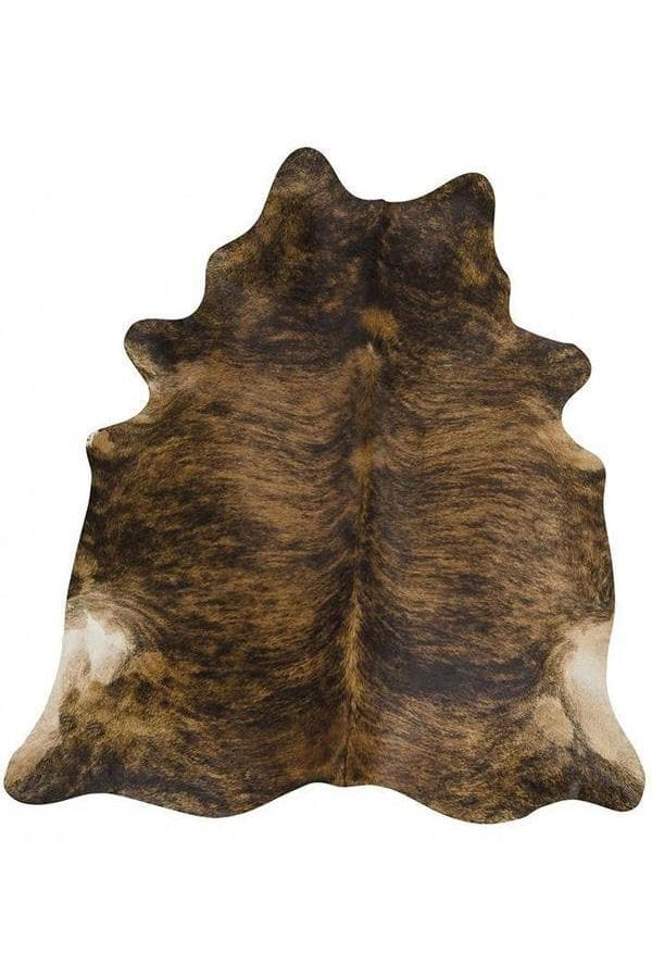 Exquisite Natural Cow Hide - Brindle