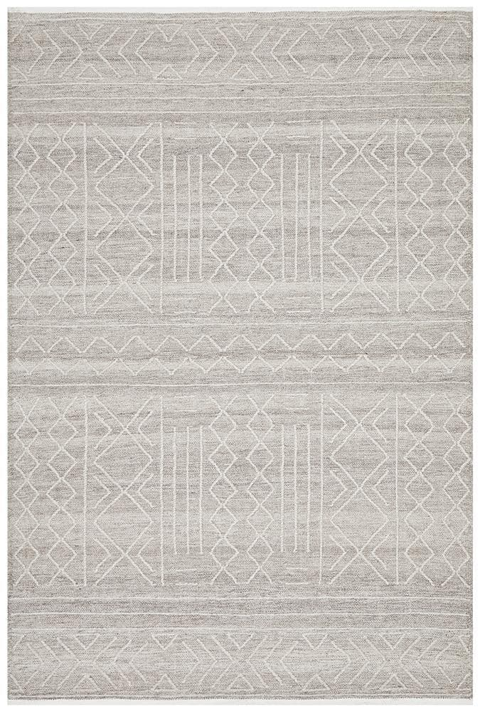 arya stitch woven natural rug full size image