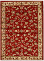 Istanbul Traditional Floral Pattern - Red