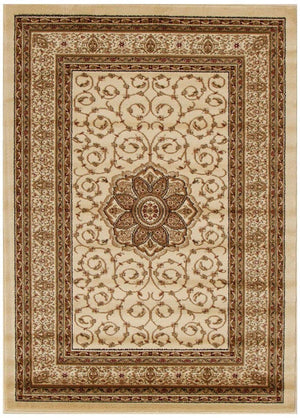 Load image into Gallery viewer, Istanbul Classic Medallion Pattern - Ivory