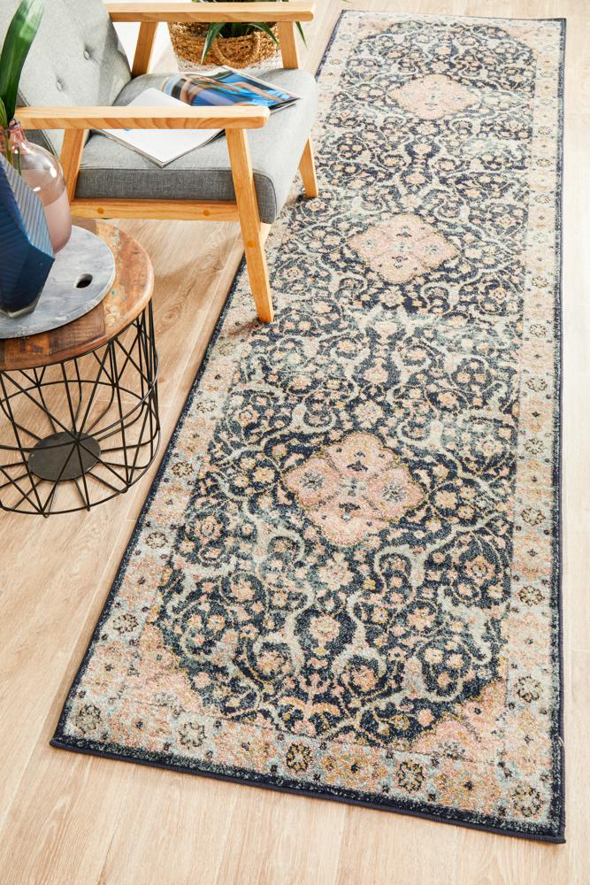 Legacy 858 Midnight Runner Rug