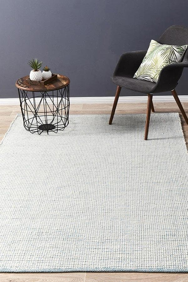 Load image into Gallery viewer, Loft Stunning wool rug turquoise
